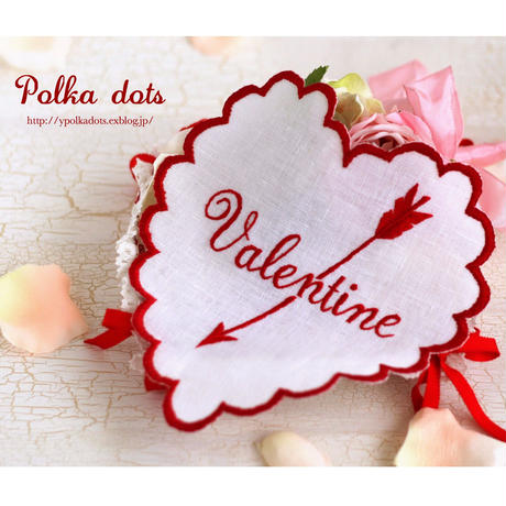 Valentine  (図案と作り方説明書のみ)  のコピー