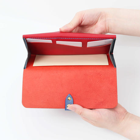 軽量長財布《アトランティコ》
