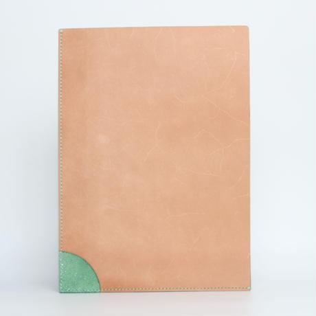 グリーン《革ファイル:ポルトラノ》