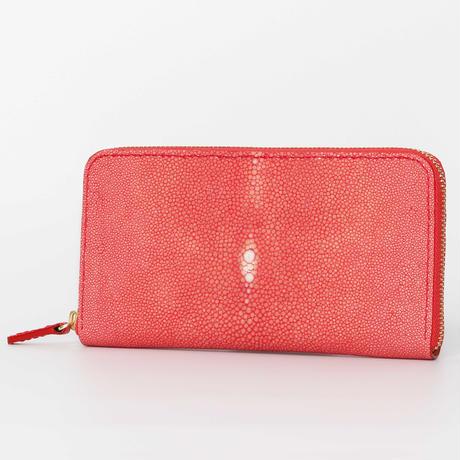 レッド・キャメル《長財布:ルーナ》