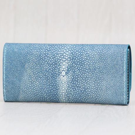 藍染《長財布:アウロラ》※一点物