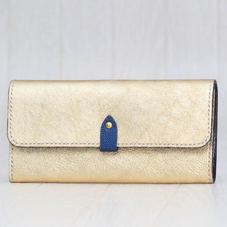 ゴールド《長財布:オリエンタル》