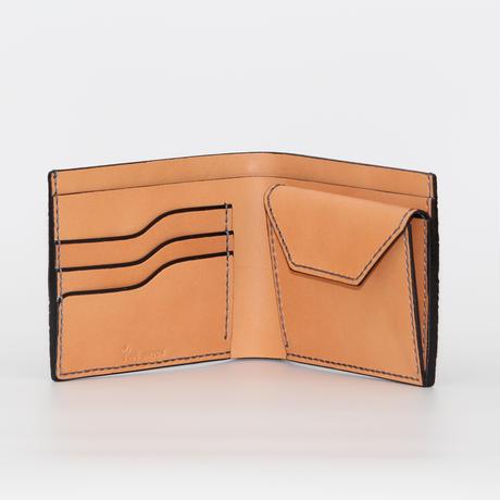 ブラック《2つ折財布:テミス》