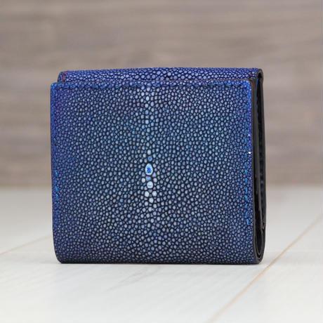 ブルーグラフィック《折財布:プリマヴェーラ》※一点物