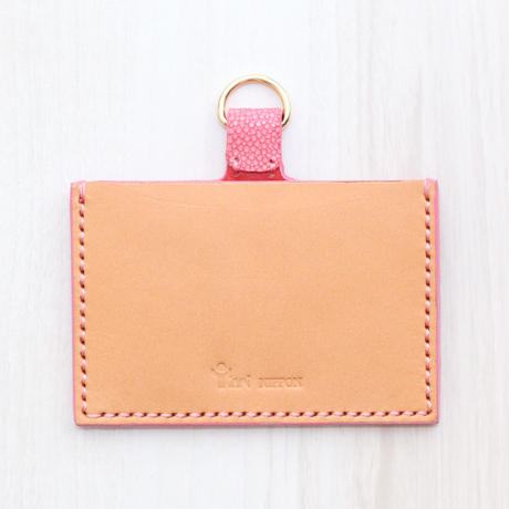 ピンク《IDケース:フォルトゥーナ》