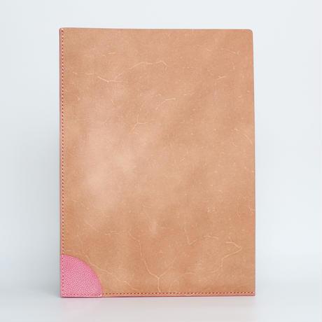 ピンク《革ファイル:ポルトラノ》