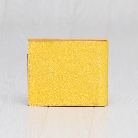 イエロー《2つ折財布:テミス》