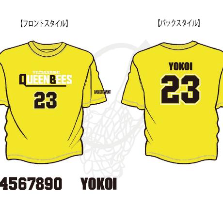 【完全オーダー制】クィーンビーズオリジナルTシャツ!
