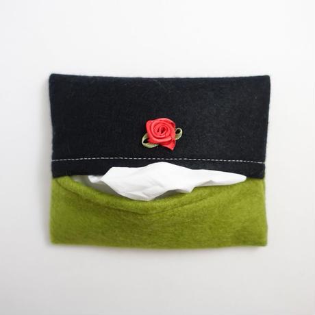 ポケットティッシュカバー[Mamoru]