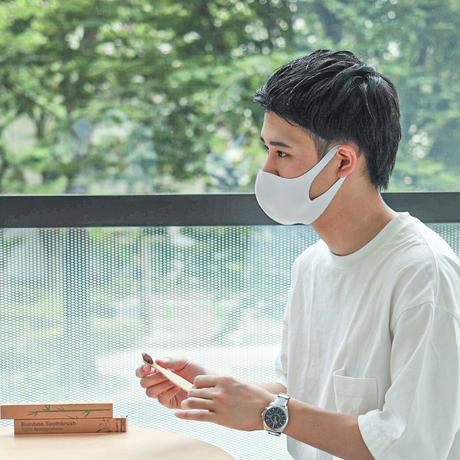 竹製歯ブラシ2本セット
