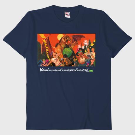 YUBARI FANTA 2020 Tシャツ(ネイビー)