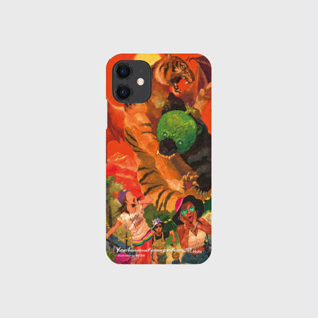 iPhone 11|YUBARI FANTA 2020 スマホケース