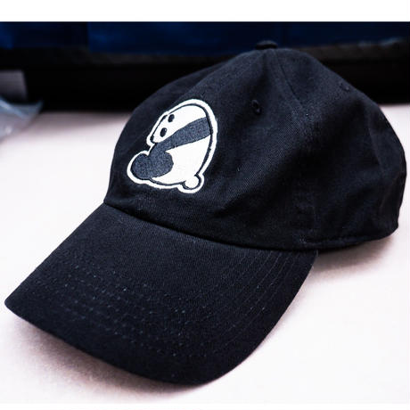 KUNIKUNI  Panda cap