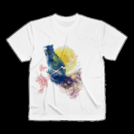 青猫Tシャツ