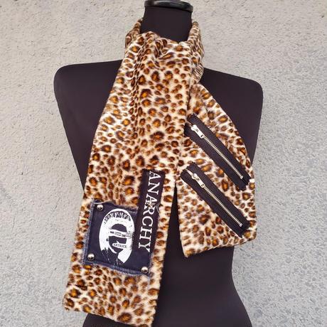 Leopard -PUNK-Muffler