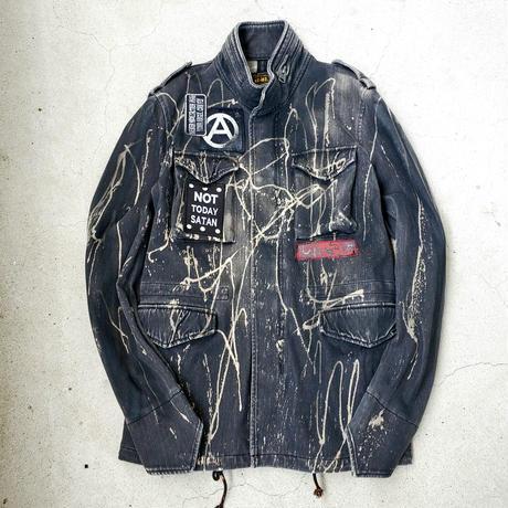 Paint -G-Jacket(gray)