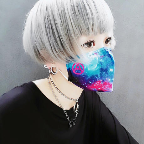 Face Mask-Galaxy-