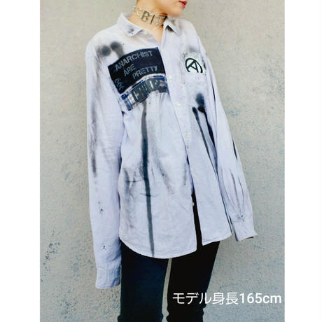 Punk-ANARCHY-Shirt (wht1)