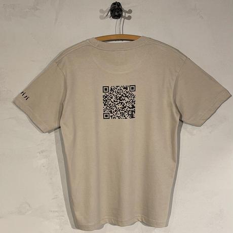 ブランドQRコードTシャツ