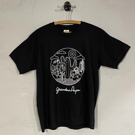ブランドイラストTシャツ