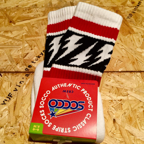 SOCCO SOCKS × Mike Valley Model