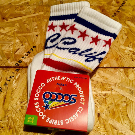 SOCCO SOCKS   California stir