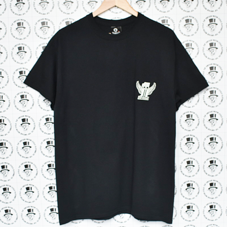 YUF Vintage  2Wheelers  of the worldグラフィックsilk print  Tシャツ