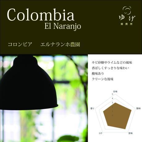 コロンビア    エルナランホ農園 100g
