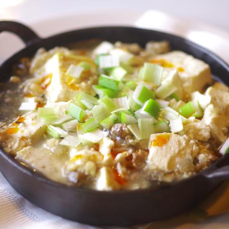 白麻婆豆腐の素