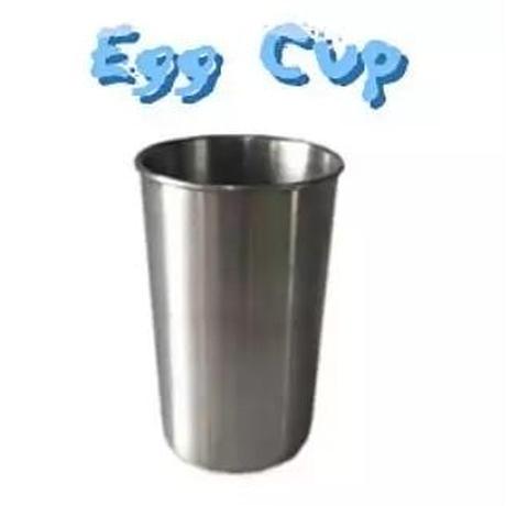 《お取り寄せ》エッグカップ(ステンレス製)【M0835】Egg Cup (Stainless Steel)