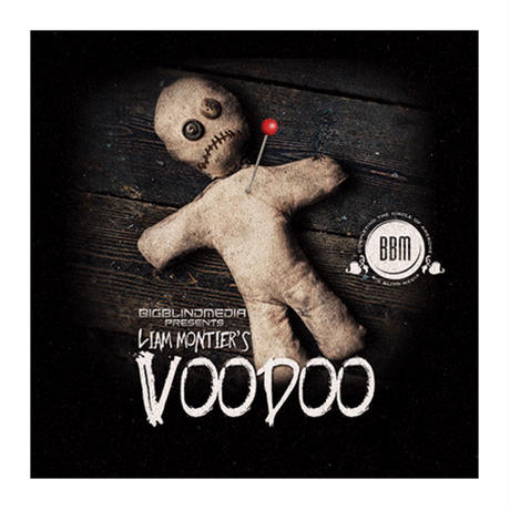 ブードゥー【F0023】Liam Montier's Voodoo (DVD and Gimmicks) by Big Blind Media