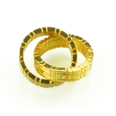 ヒンバーリング・ゴールド【G0974】Himber ring (gold)