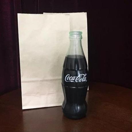 《お取り寄せ》バニシングコークボトル【M0840】Vanishing Coke Bottle (Full)