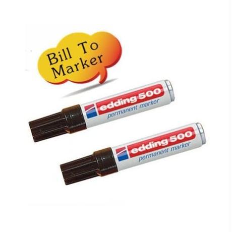 精巧にできたペンギミック「ビル・トゥ・マーカー」【Y1030】Bill To Marker by Nicholas Einhorn