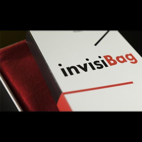 万能袋 出現&消失「インビジバッグ」Invisibag  by Joao Miranda and Rafael Baltresca
