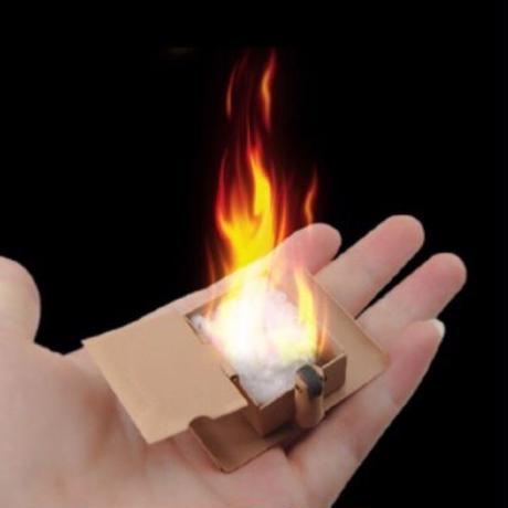 ハンドファイヤー【G0149】Hand Fire Double Hand Gimmicks