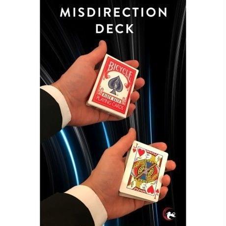 ミスディレクションデック【F0061】Misdirection Deck