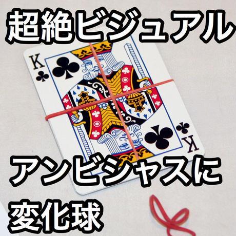ビジブル・アンビシャス(赤)【M48444】Visible Ambitious (Red) by Astor
