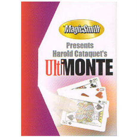 アルティ・モンテ【M0901】UltiMonte by Harold Cataquet