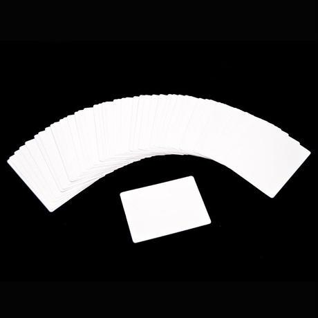 マニピュレーションカード(白色&肌色)【G1087】Fanning and Manipulation Cards (White)