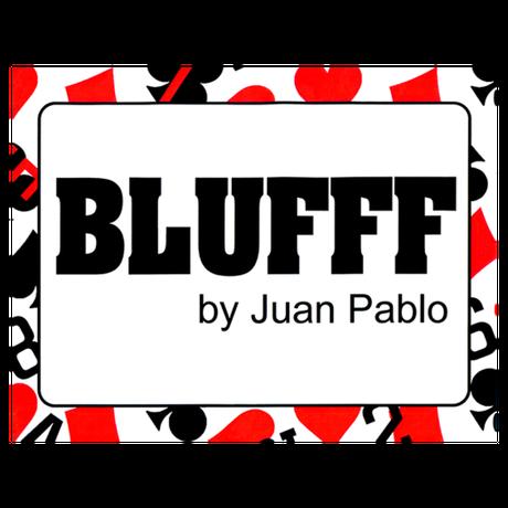 ブラフ【M62800】BLUFFF (Baby to Brad Pitt) by Juan Pablo Magic