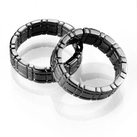 ヒンバーリング・ブラック【G0975】Himber ring (black)