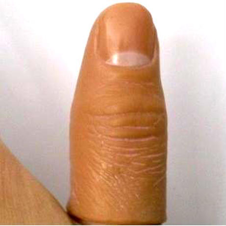 カタめのサムチップ『リアル・サムチップ(ハード)』 Best Thumb Tip