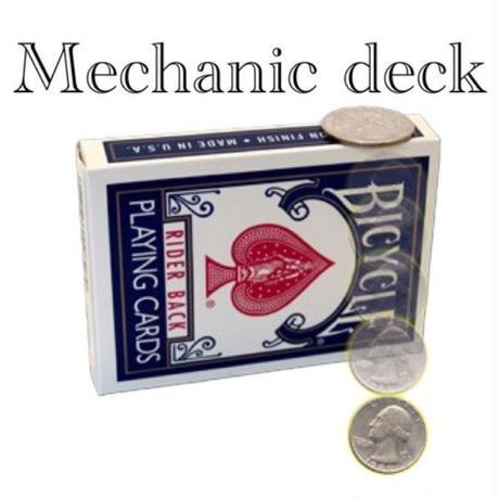 メカニックデック【Y0043】MECHANIC DECK