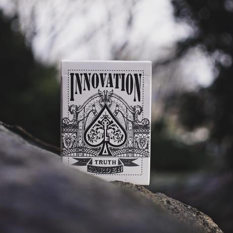 イノベーション・デック(ホワイト)【D0024-2】INNOVATION DECK