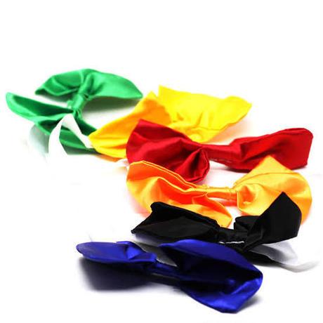 蝶ネクタイの色変化「クイックチェンジ蝶ネクタイ」【G0841】Quick-Change Bow Tie