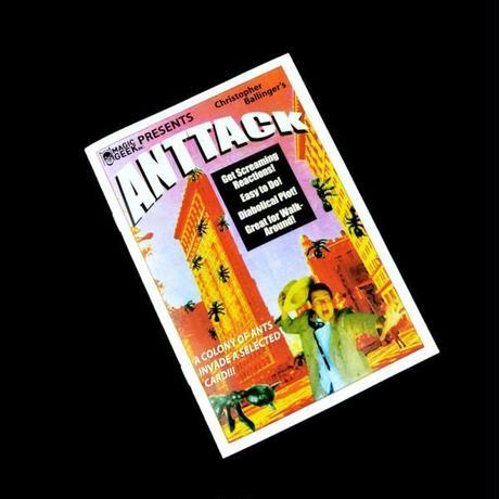 アンタック【G1069】Anttack by Christopher Ballinger