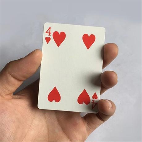 超絶精巧なギミックカード「スプリット・エース・オブ・スペード」/Split Ace of Spades