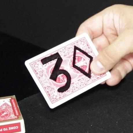 ナンバーグラウンド【G0743】Numberground by KING MAGIC