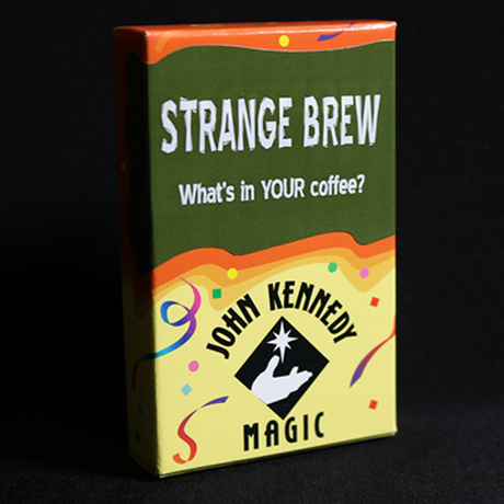 ストレンジ・ブリュー【M64788】Strange Brew by John Kennedy Magic